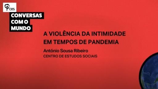 A violência da intimidade em tempos de pandemia