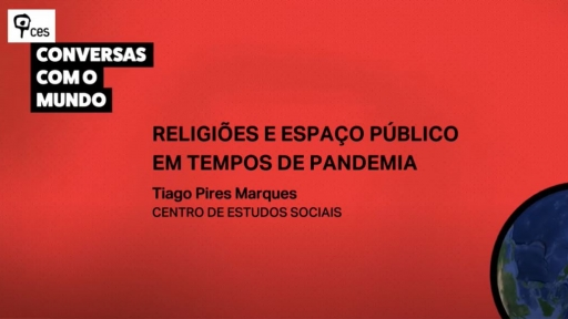 Religions and public space in times of pandemic