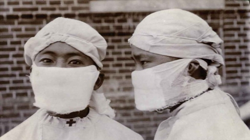 Plague Masks: The Visual Emergence of Anti-Epidemic Personal Protection Equipment