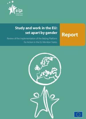 Study and work in the EU: set apart by gender: Report