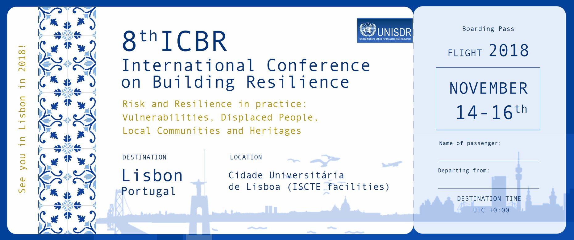 "International Conference on Building Resilience<span id=""edit_18607""><script>$(function() { $('#edit_18607').load( ""/myces/user/editobj.php?tipo=evento&id=18607"" ); });</script></span>"