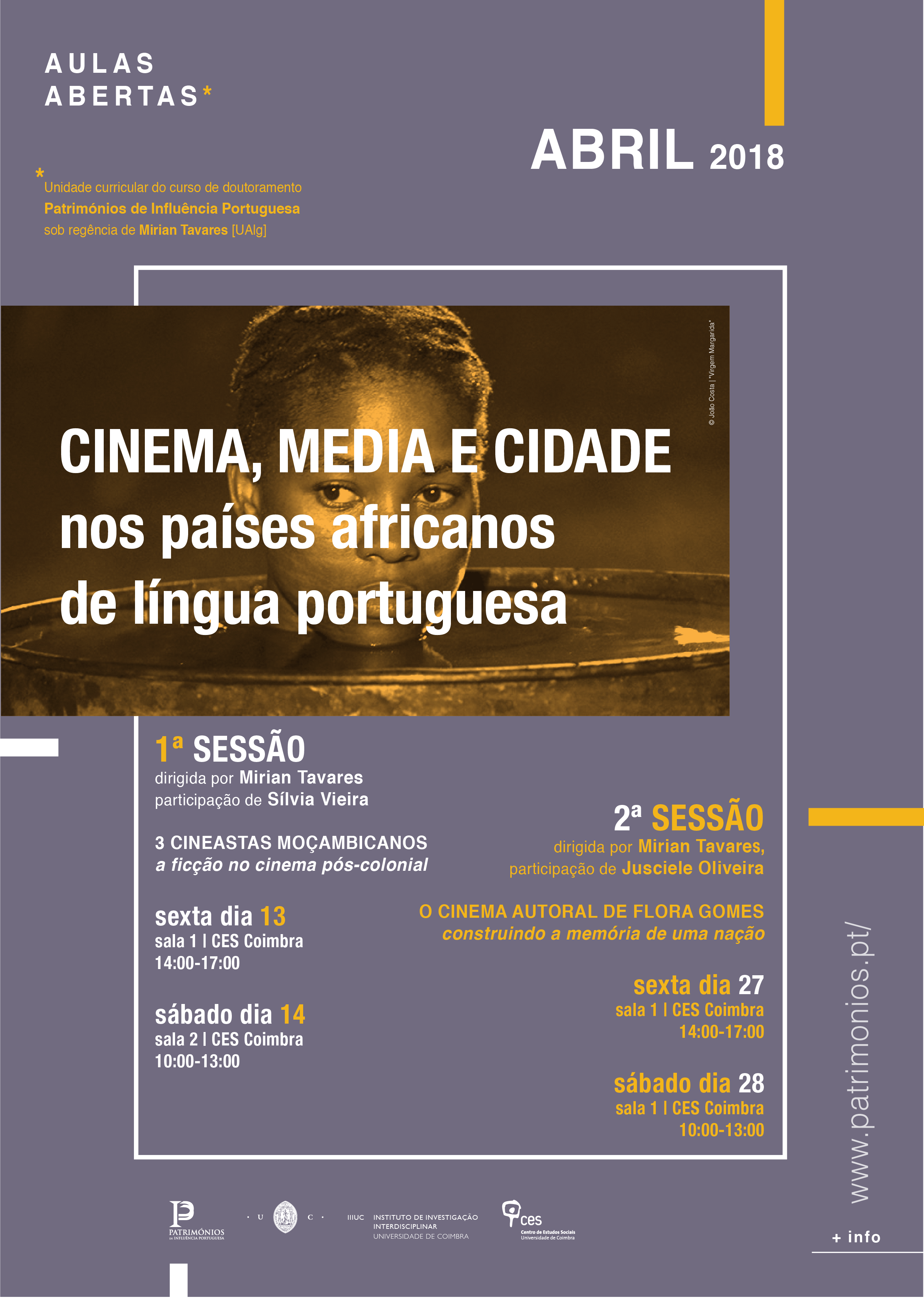 "Flora Gomes' auteur cinema - building the memory of a nation<span id=""edit_19329""><script>$(function() { $('#edit_19329').load( ""/myces/user/editobj.php?tipo=evento&id=19329"" ); });</script></span>"