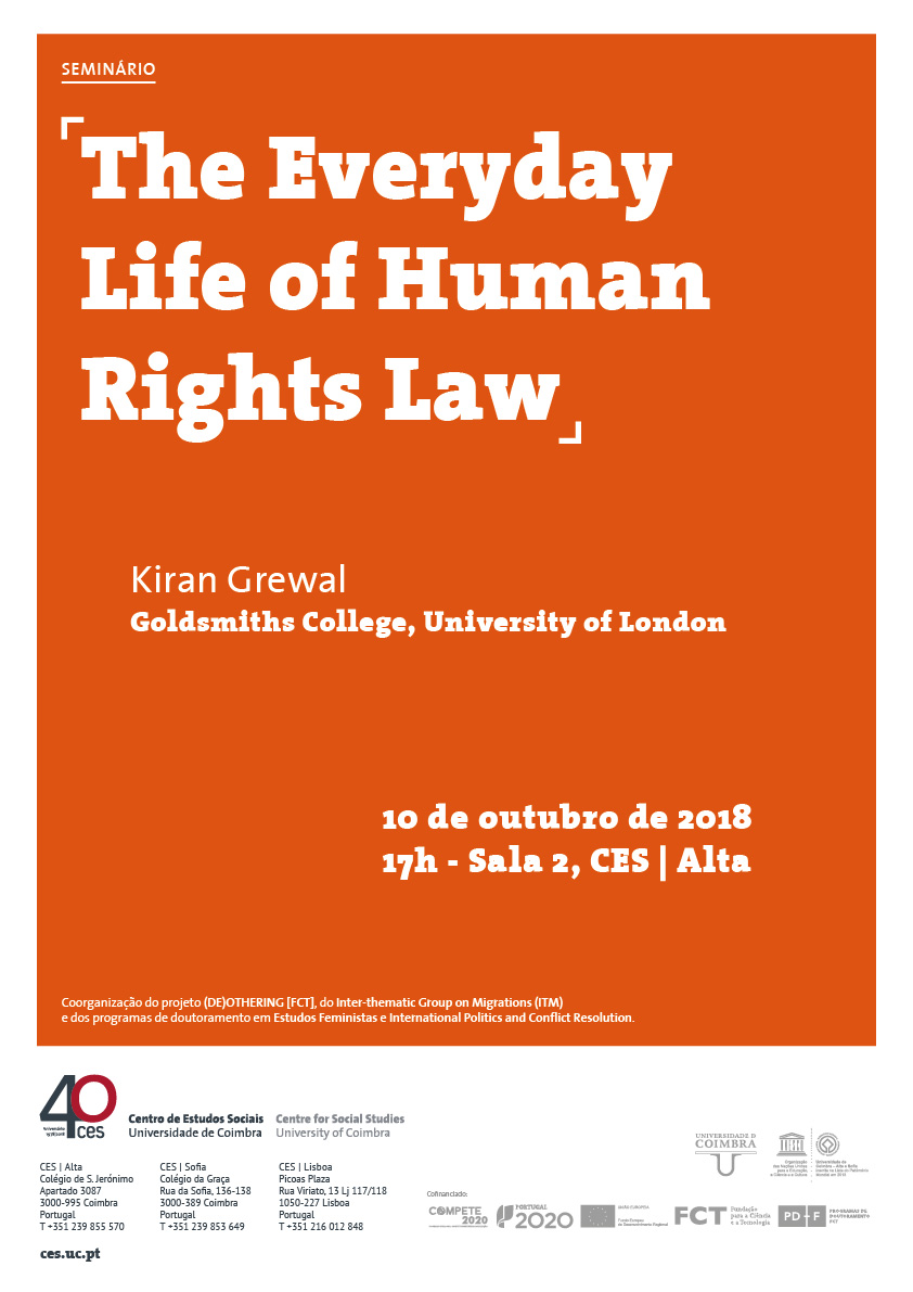 "The Everyday Life of Human Rights Law<span id=""edit_20465""><script>$(function() { $('#edit_20465').load( ""/myces/user/editobj.php?tipo=evento&id=20465"" ); });</script></span>"