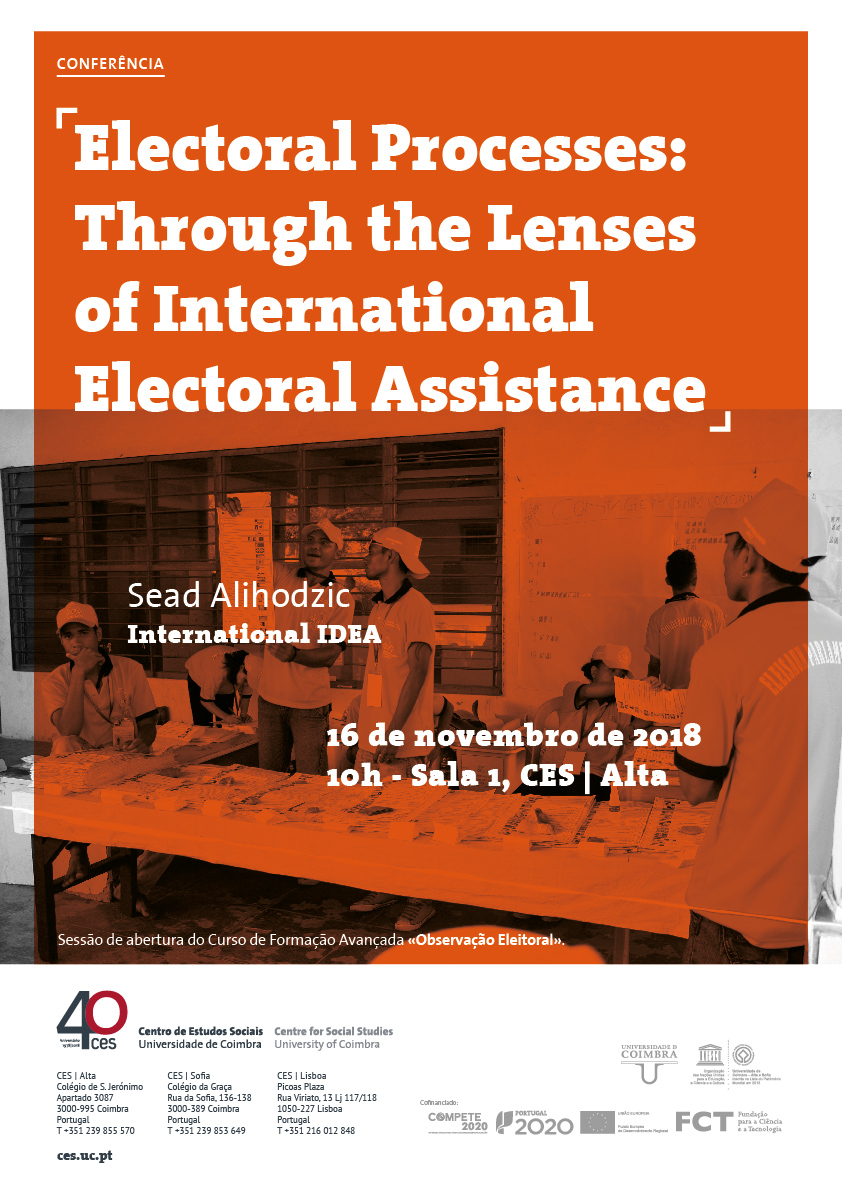 "Electoral Processes: Through the Lenses of International Electoral Assistance<span id=""edit_20819""><script>$(function() { $('#edit_20819').load( ""/myces/user/editobj.php?tipo=evento&id=20819"" ); });</script></span>"