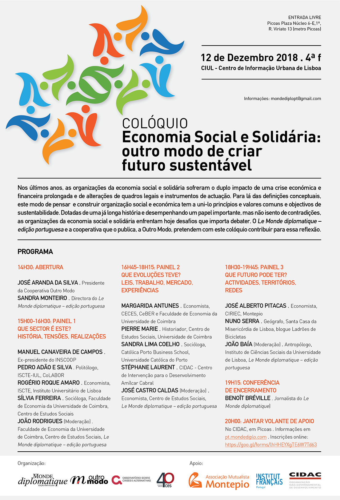 "Social and Solidarity Economy: another way to create a sustainable future<span id=""edit_21464""><script>$(function() { $('#edit_21464').load( ""/myces/user/editobj.php?tipo=evento&id=21464"" ); });</script></span>"