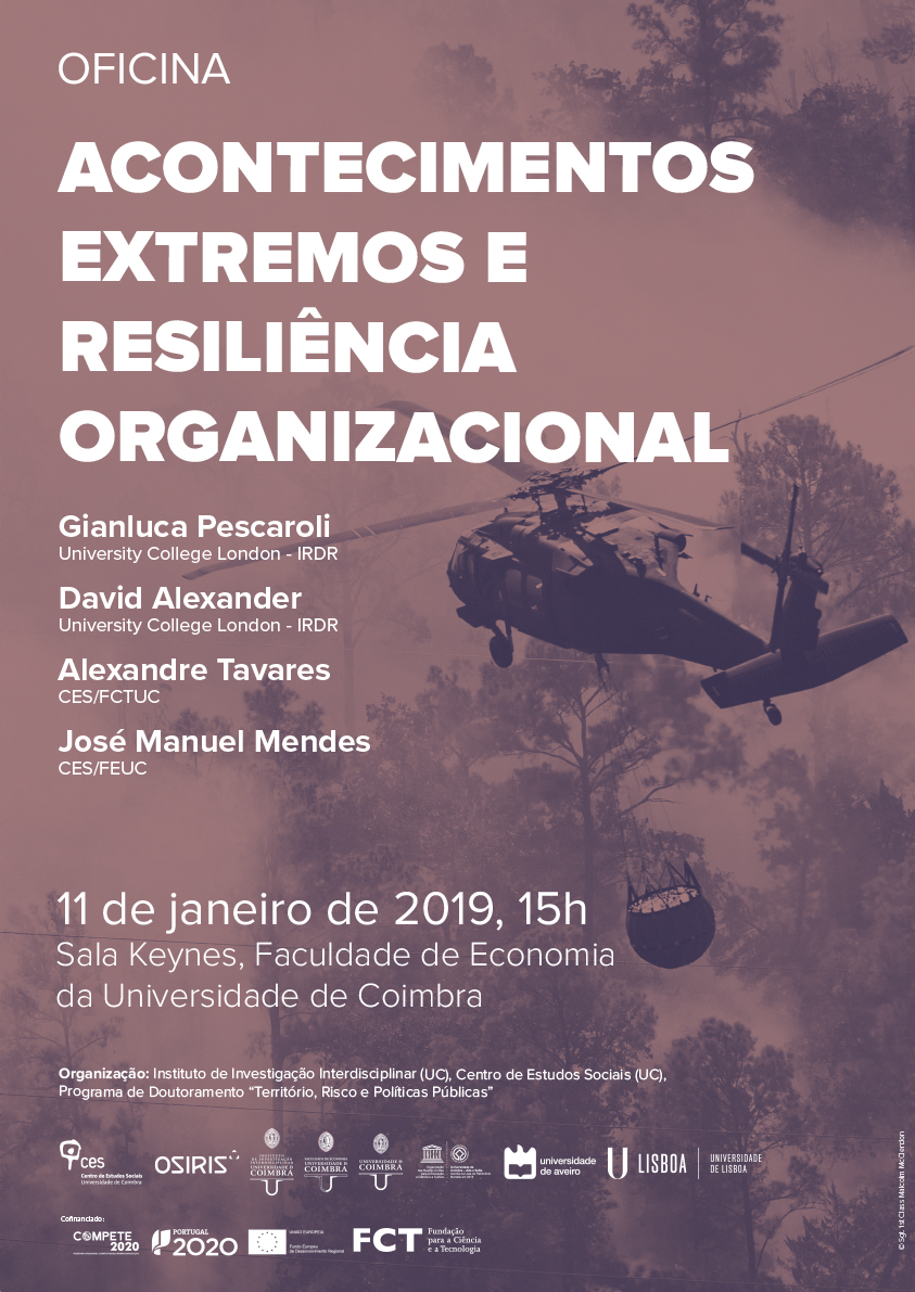 "Extreme Events and Organizational Resilience<span id=""edit_21902""><script>$(function() { $('#edit_21902').load( ""/myces/user/editobj.php?tipo=evento&id=21902"" ); });</script></span>"