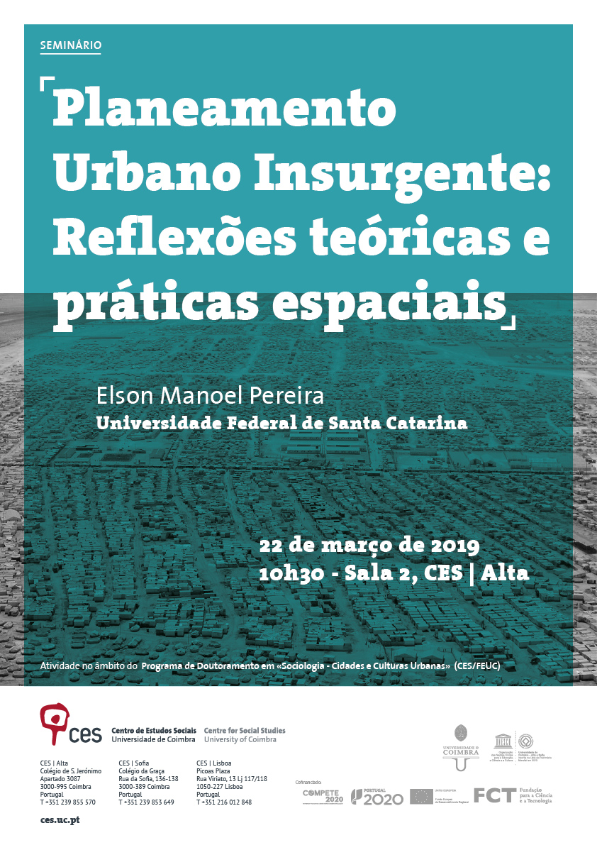 "Insurgent Urban Planning: Theoretical Reflections and Spatial Practices <span id=""edit_23826""><script>$(function() { $('#edit_23826').load( ""/myces/user/editobj.php?tipo=evento&id=23826"" ); });</script></span>"