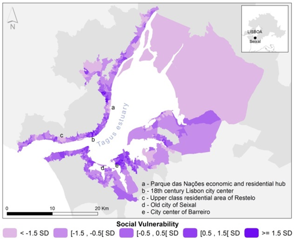 Os desastres naturais, o risco e a vulnerabilidade social