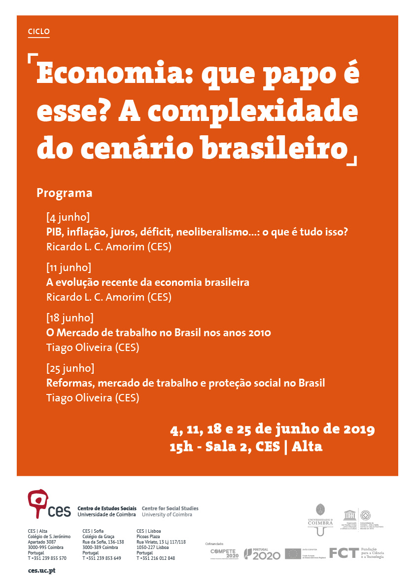 "Economy: what are you talking about? The complexity of the Brazilian context<span id=""edit_25303""><script>$(function() { $('#edit_25303').load( ""/myces/user/editobj.php?tipo=evento&id=25303"" ); });</script></span>"