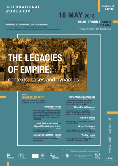 "The legacies of empire: contexts, cases and dynamics<span id=""edit_19855""><script>$(function() { $('#edit_19855').load( ""/myces/user/editobj.php?tipo=evento&id=19855"" ); });</script></span>"