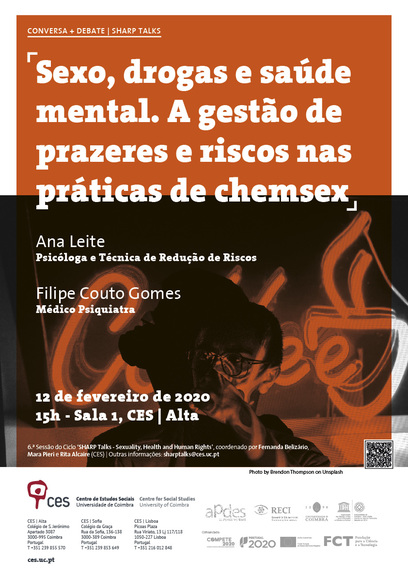 "Sex, drugs and mental health. Managing pleasures and risks in chemsex practices<span id=""edit_28028""><script>$(function() { $('#edit_28028').load( ""/myces/user/editobj.php?tipo=evento&id=28028"" ); });</script></span>"